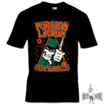 FOREIGN LEGION - CLOCKWORK (T-Shirt) S-3XL 13€