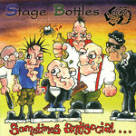 STAGE BOTTLES - SOMETIMES ANTISOCIAL, ALWAYS ANTIFASCIST EP
