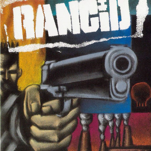 RANCID - RANCID (CD) 1993 10€