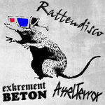 EXKREMENT BETON / ASSELTERROR - RATTENDISCO (LP) Splatter+CD