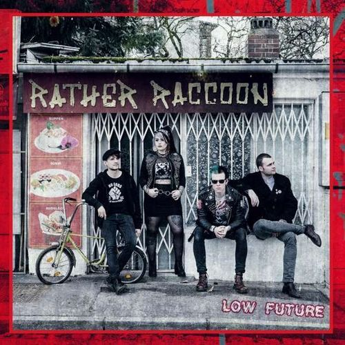 RATHER RACOON - LOW FUTURE (CD Digipak) 14€