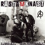 RASTA KNAST - LEGAL KRIMINAL (LP) 12€ Laketown Records New