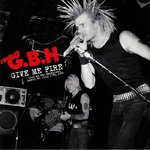 G.B.H. - GIVE ME FIRE: LIVE 1983 LP + Poster & Demotracks 17€