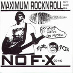 NOFX - MAXIMUM ROCKNROLL (LP) 15€ Laketown Records