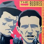 THE BUSINESS - SUBURBAN REBELS (LP) Gatefolder 15€