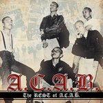 A.C.A.B. - THE REST OF A.C.A.B. (LP + CD) yellow Vinyl 15€