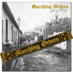 MARCHING ORDERS - LIVING PROOF (CD DIGIPACK) + SCHAL 13€