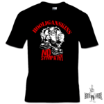 HOOLIGANSKINS - NO SYMPATHY (T-Shirt) S-3XL 14€