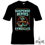 SUSPENSE HEROES SYNDICATE - BLUE ANCHOR (T-SHIRT) S-3XL 13€