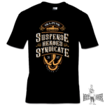 SUSPENSE HEROES SYNDICATE - YELLOW ANCHOR (T-SHIRT) S-3XL 13€