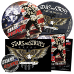 STARS AND STRIPES - PLANET OF THE STATES (PICTURE LP) + Patch