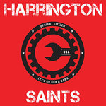"HARRINGTON SAINTS - UPRIGHT CITIZEN (7"") limited grün 6€"