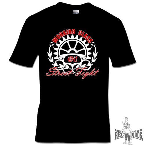 WORKING CLASS STREETFIGHT (T-SHIRT) S-3XL 13€