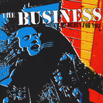 THE BUSINESS - NO MERCY FOR YOU (LP) limited black Vinyl