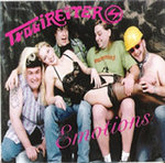 TRABIREITER - EMOTIONS (LP) + Best of CD  LIMITED PINK 16,90€
