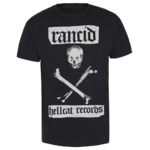 RANCID - HELLCAT SKULL (T-Shirt) 12€ Sale