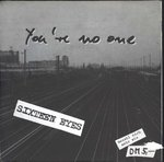 "SIXTEEN EYES - YOU ARE NO ONE 7"" EP black Vinyl 3€"