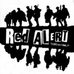 "RED ALERT - THIRD AND FINAL EP (7"") 6,90€ limited black"