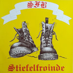 SFB - STIEFELFROINDE (LP) limited clear blue 12€