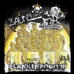 "ZAUNPFAHL / PIRATENPAPST - PLANKENPOGO III (7"" EP) numbered"