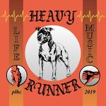 HEAVY RUNNER - LIFE MUSIC (LP) Limited white 13€