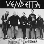 VENDETTA - EISERN VENDETTA (LP) 10€ clear blue