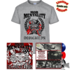 MOB MENTALITY - DEDICATION LP + T-Shirt Bundle limited 25€