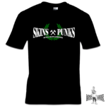 SKINS & PUNKS - WE WILL NEVER SURRENDER (T-SHIRT) 13€ S-3XL