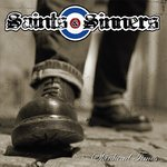 SAINTS AND SINNERS – SKINHEAD TIMES (LP) limited red 14,90€