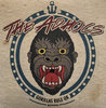 "THE ADHOCS - GORILLAS RULE OK (7"" EP) 7€ limited black"