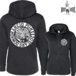 RANCID - PUNX 20 YEARS DOWN (Zip Hoodie Girly) 27,90€