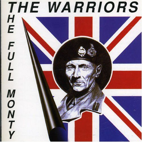 THE WARRIORS - THE FULL MONTY (CD Digipack) + 4 Bonus Tracks 12€
