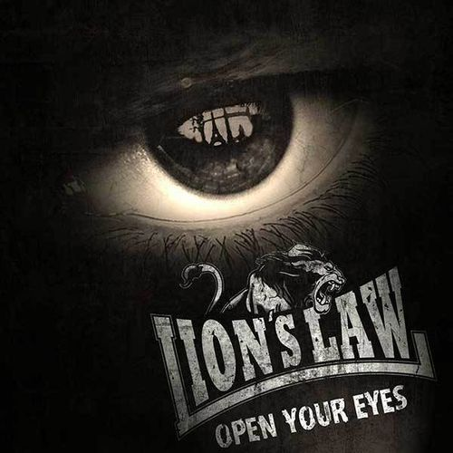 LION'S LAW - OPEN YOUR EYES (CD DIGIPAK) 10€