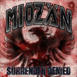 MIOZÄN - SURRENDER DENIED (LP) limited black 12€
