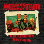 ANGELIC UPSTARTS - BULLINGDON BASTARDS (LP) limited 200 oliv