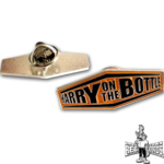 HARRY ON THE BOTTLE - LOGO (Metal-Pin) 3€ Hartemaille Pin