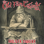 THE OLD FIRM CASUALS - HOLGER DANSKE (LP) ltd. grey marbled
