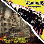 "THE WARRIORS / MOB MENTALITY - BROTHERS IN OI! (7"" EP) + DLC diff. colors"