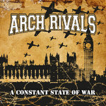 ARCH RIVALS - A CONSTANT STATE OF WAR (LP)