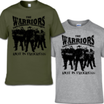 THE WARRIORS - RIOT IN PROGRESS (T-Shirt) S-3XL