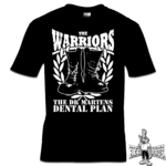 THE WARRIORS - DR.MARTENS DENTAL PLAN (T-Shirt) S-3XL