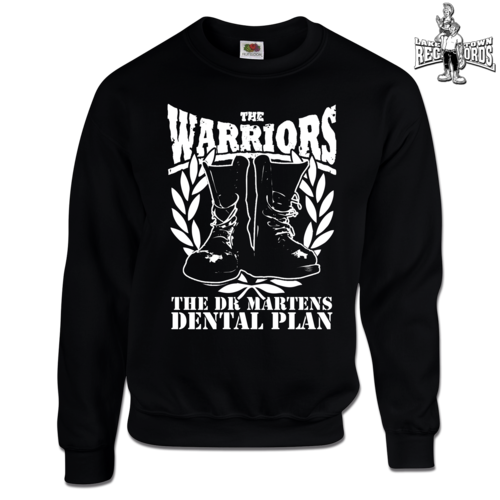 THE WARRIORS - DR.MARTENS DENTAL PLAN (Pullover) S-3XL