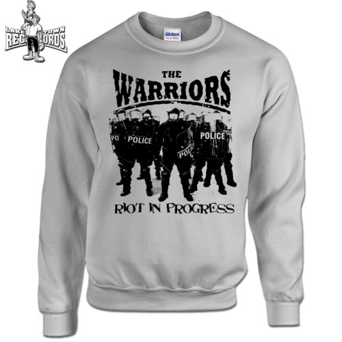 THE WARRIORS - RIOT IN PROGRESS (Pullover) S-3XL