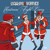 "CHRISTMAS FIGHT DIARY - SUSPENSE HEROES SYNDICATE VS SKARFACE (7"") + DLC"