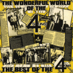 4 SKINS – THE WONDERFUL WORLD OF THE 4 SKINS (LP) Best Of