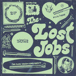 "THE LOST JOBS - S/T (7"" EP) black Vinyl"