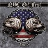 V/A NYC OI! FEST VOL.2 (LP) lim. 150 black 12€