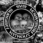 SURGERY WITHOUT RESEARCH - GRIEVANCE (LP) ltd. 300 black 12€