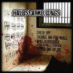 HALBSTARKE JUNGS / THE WARRIORS - SPLIT (LP) ltd. blue 12€