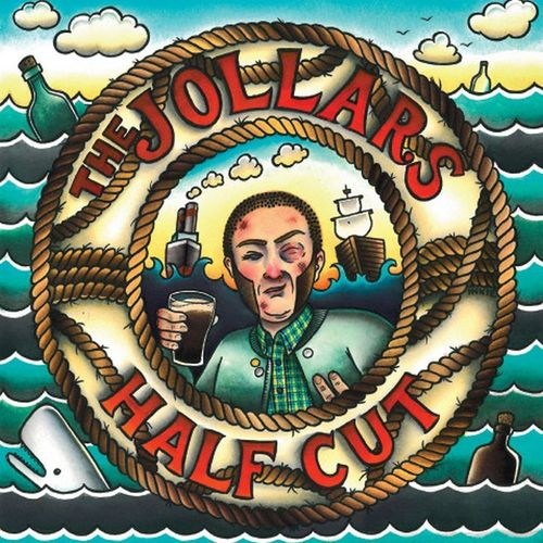 THE JOLLARS - HALF CUT (CD) 10€